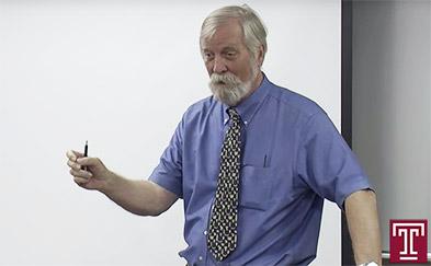 Image of Professor John Mock