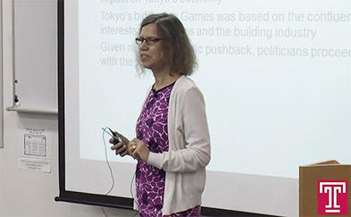 Image of Professor Eva Marikova Leeds