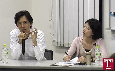 Image of Koji Hiijikata and Sachiko Horiguchi