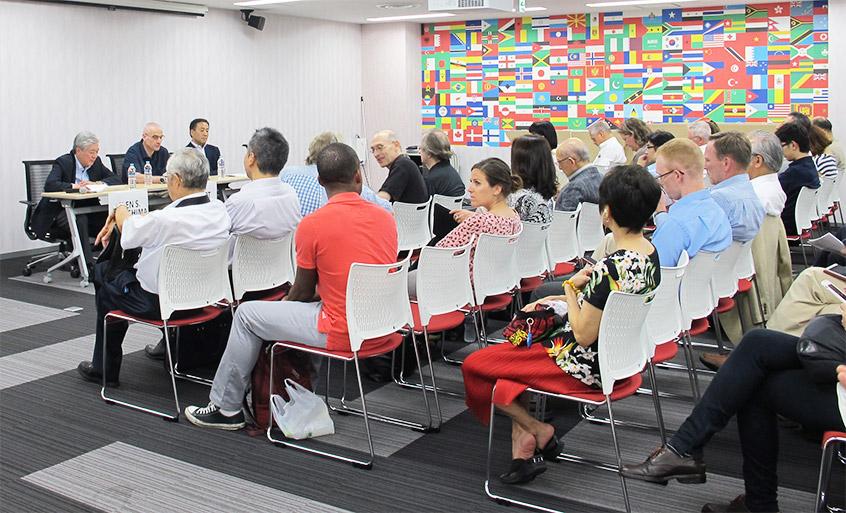 An ICAS Public Lecture